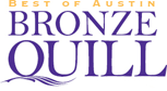 Austin Chapter Bronze Quill Award