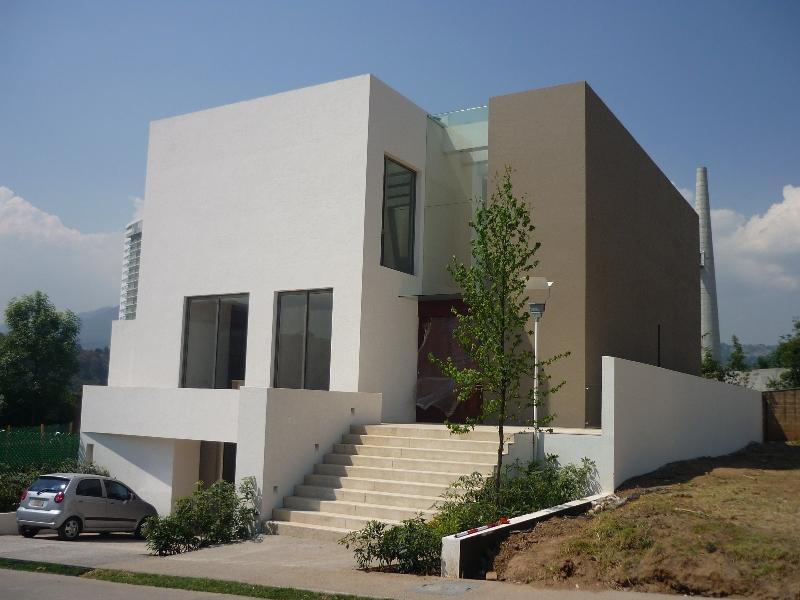 Casa en venta cumbres de santa fe cuajimalpa de morelos for Casas de diseno santa fe