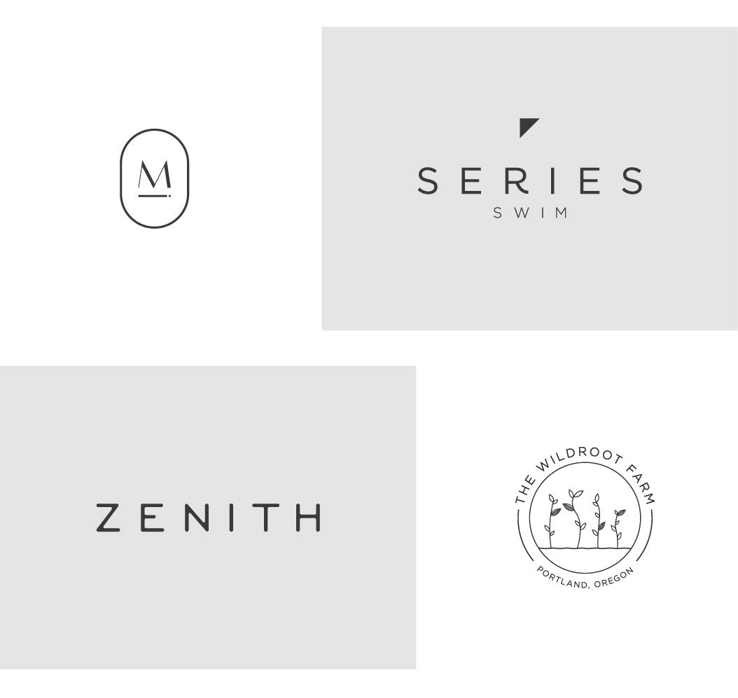 Noirve Design - Various Logos