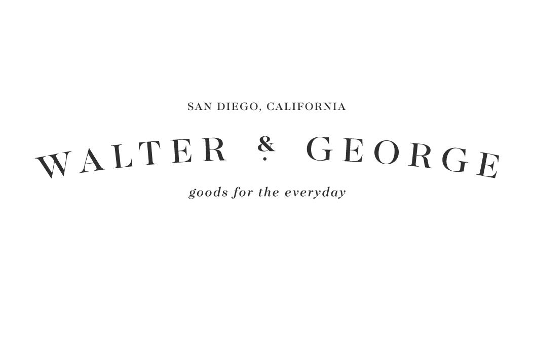 Walter & George - Noirve Design