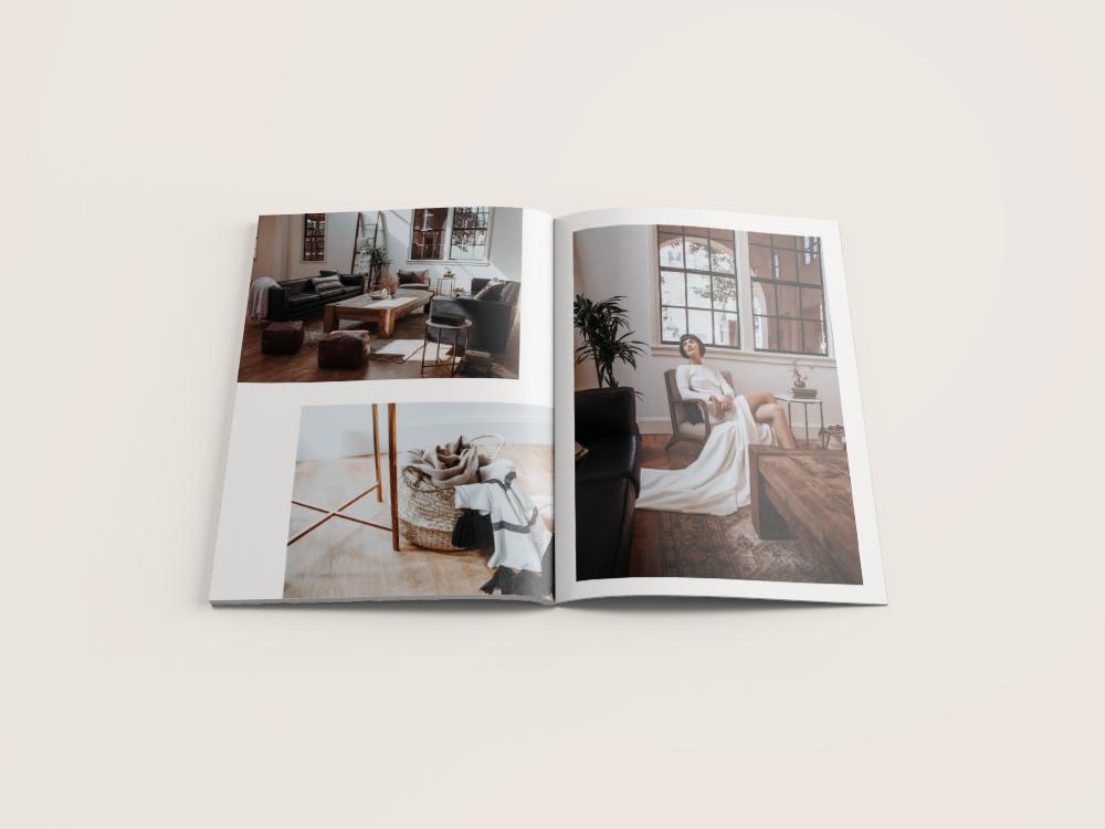 witty rentals - Noirve Design