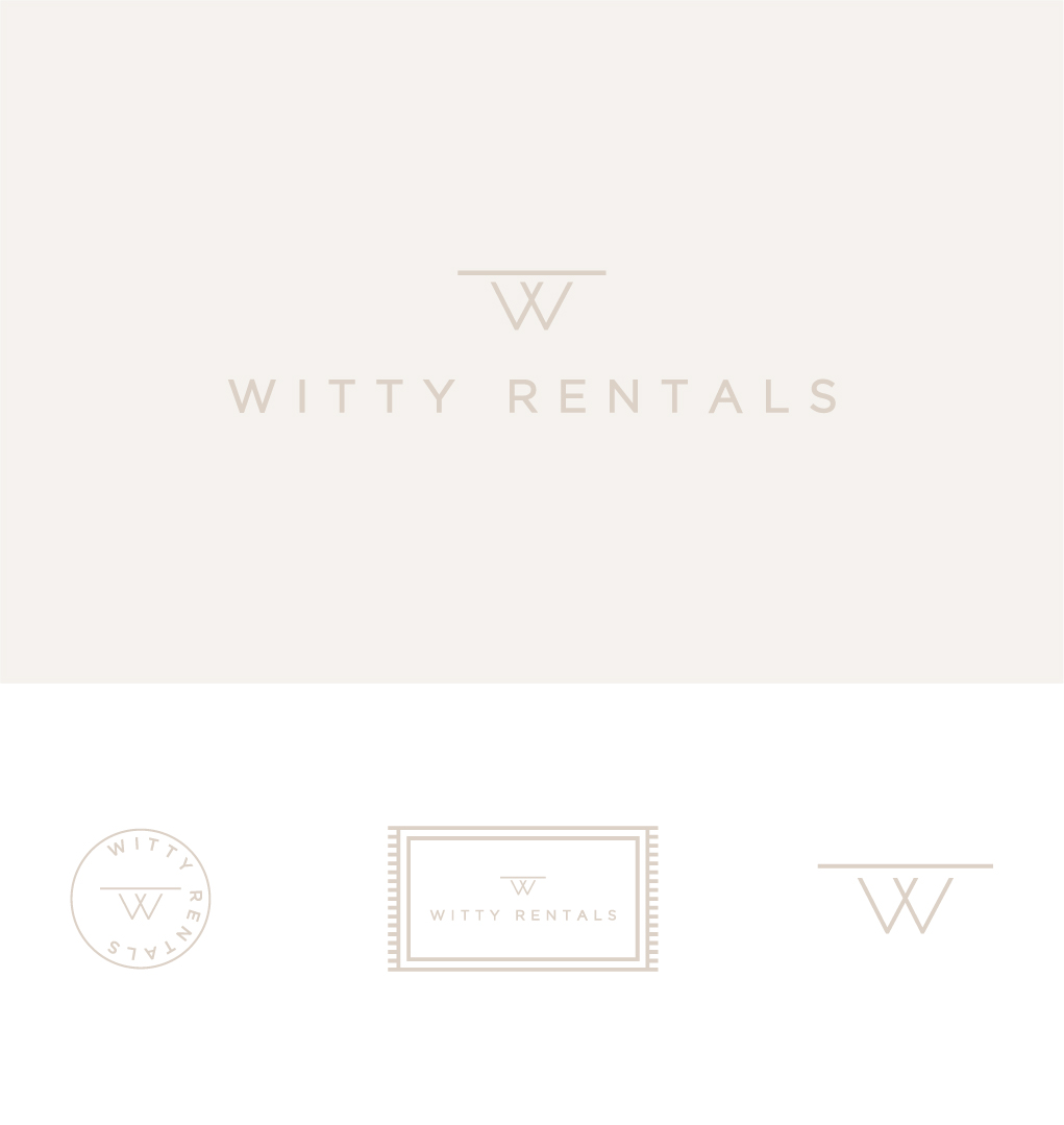 witty rentals - Noirve Design