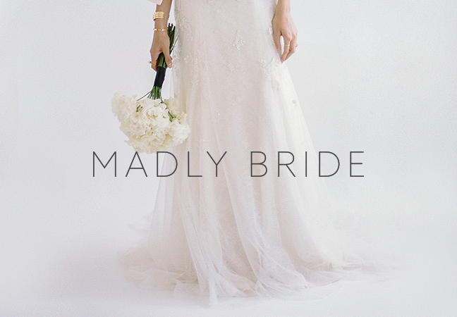 Madly Bride - Noirve Design