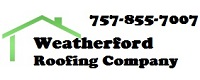 Weatherford Roofing Co.