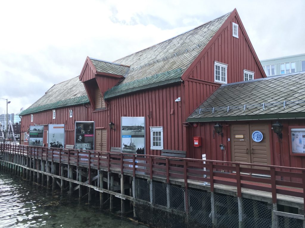 Polar Museum in Tromsø