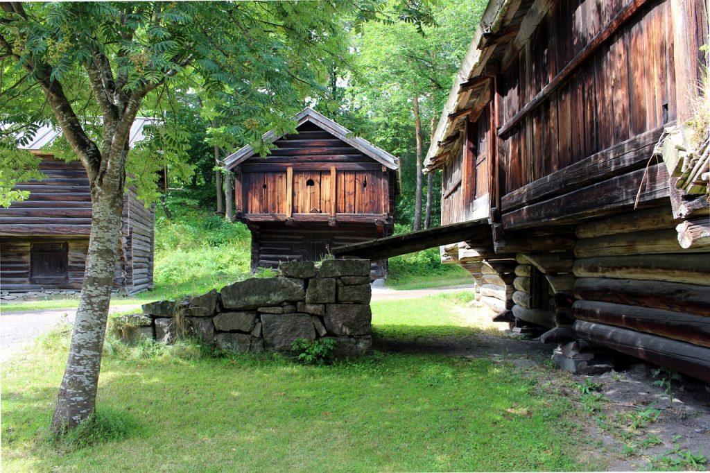 Norwegian Museum of Cultural History in Oslo