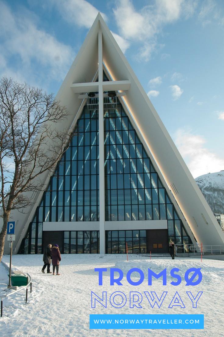 Tromsø Norway pin