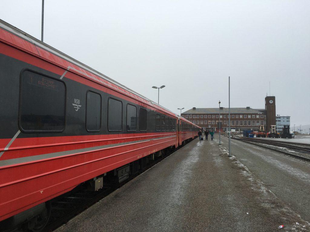 Bodø railway station