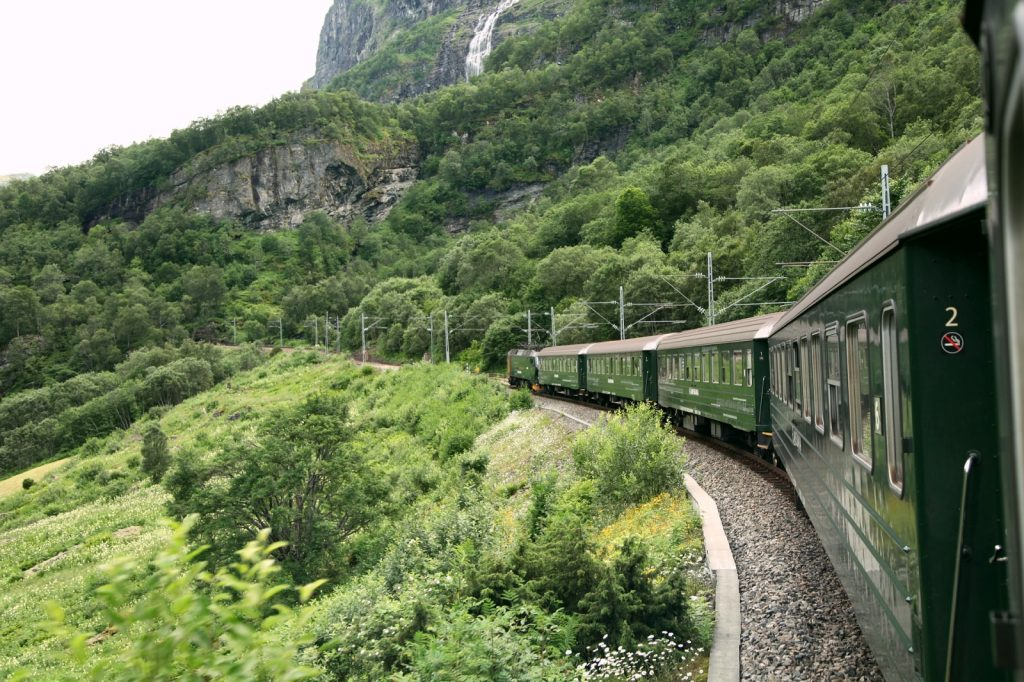 Norway by Rail
