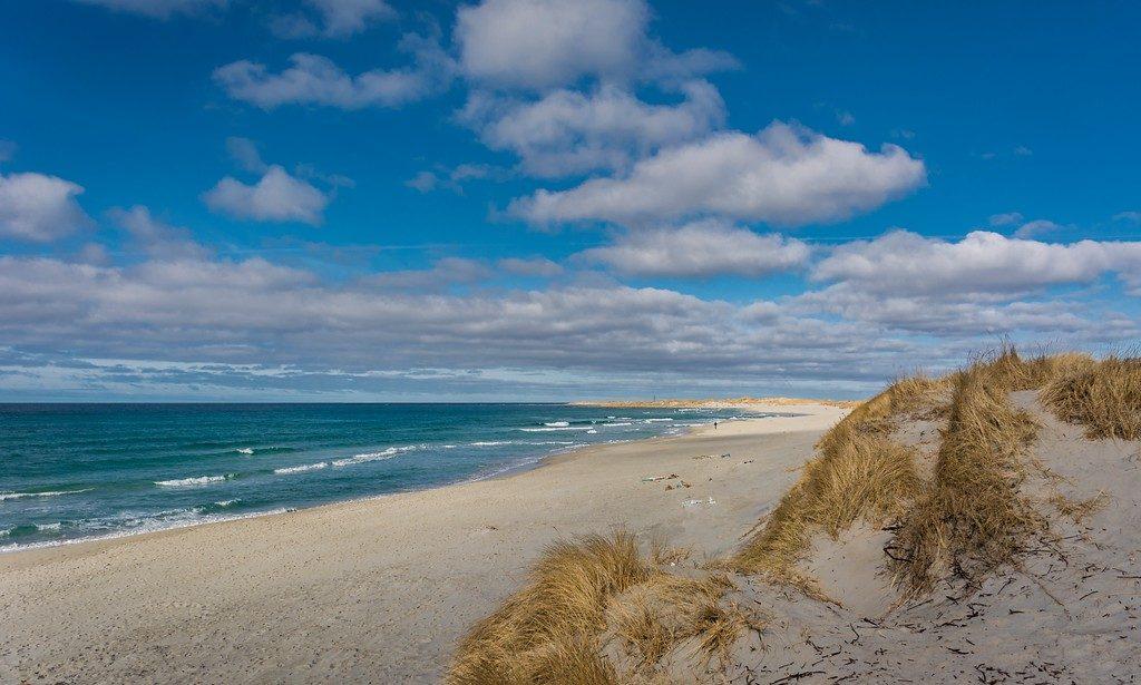 Orrestranda beach