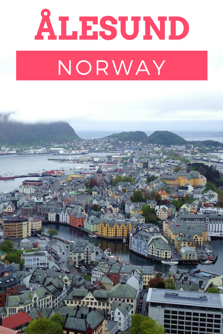Travel to Ålesund, Norway