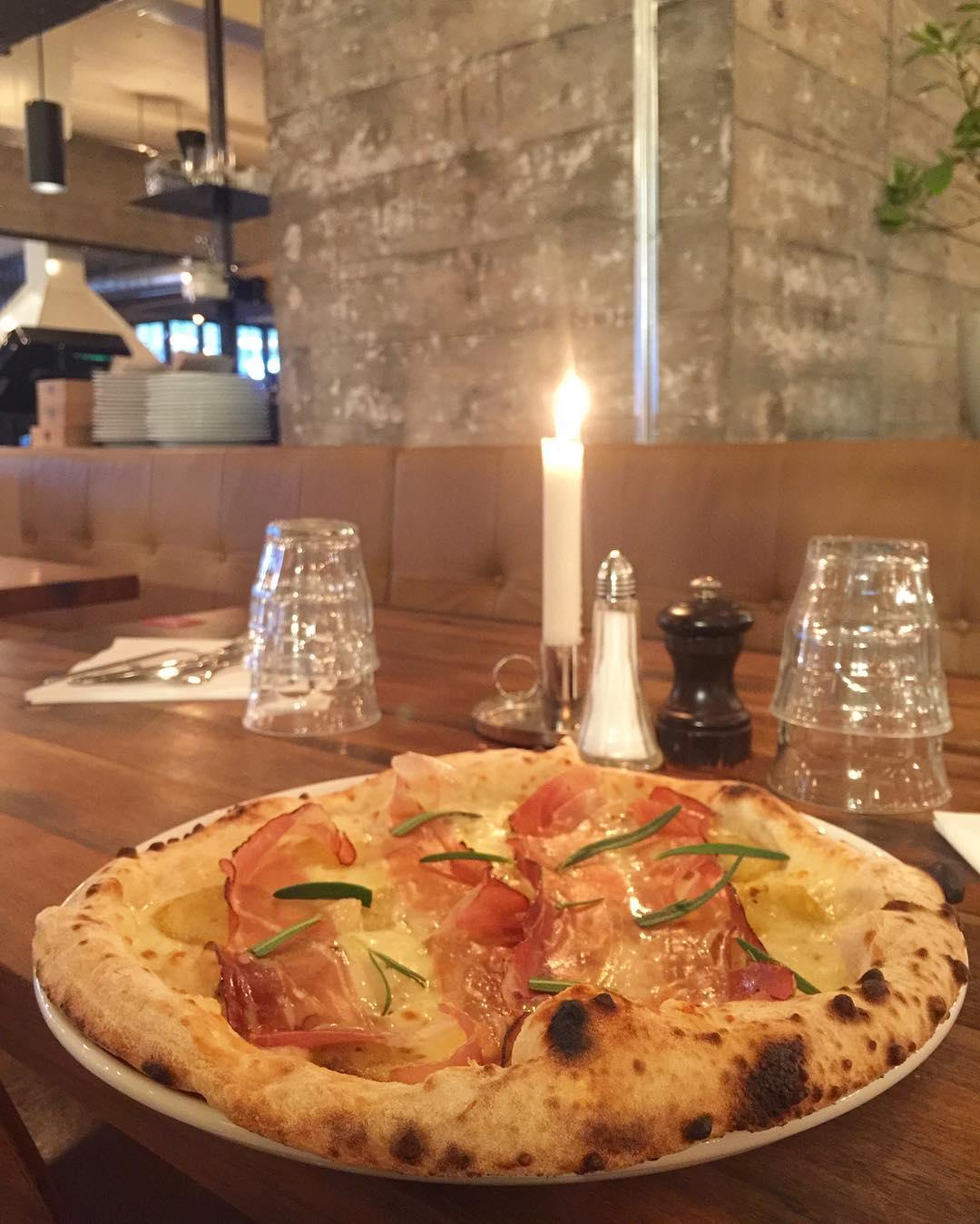Pizza in Trondheim