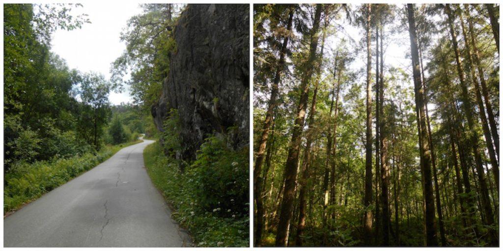Hiking in Kristiansand