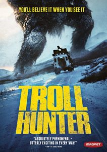 Trollhunter movie
