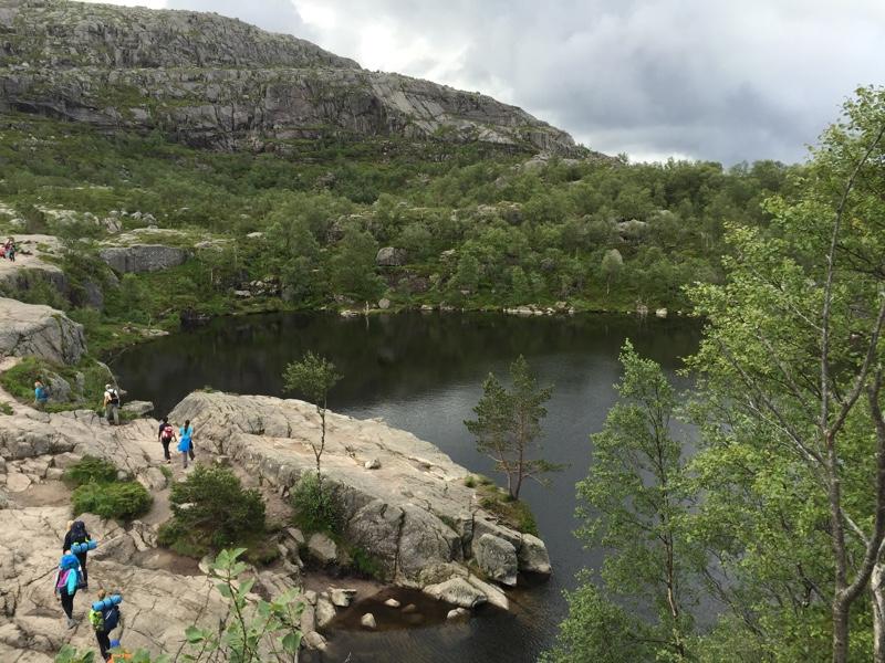 Stavanger hiking