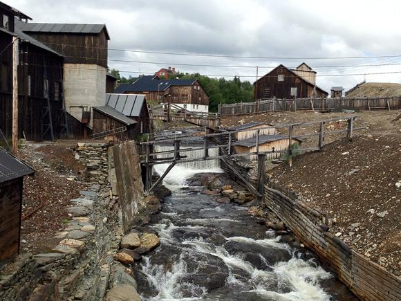 River in Røros