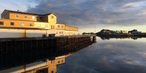 Vestfjord Hotel: Sea Views in Svolvær