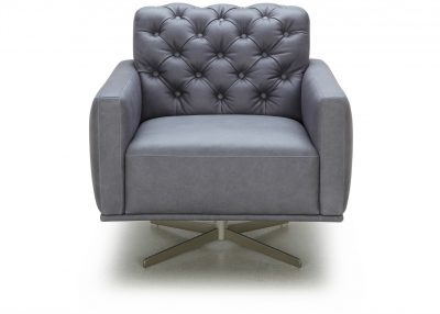 Chesterfield Lounge Chair In A Modern Avatar