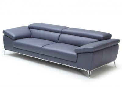 Ebora Sofa With Adjustable Headrest
