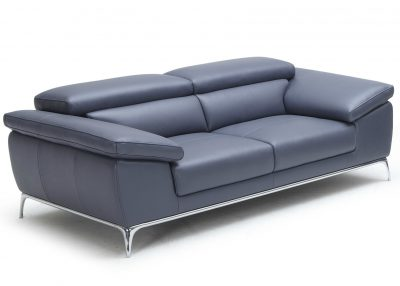 Ebora Sofa With Adjustable Headrest