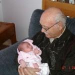 Chloé rencontre son arrière-grand-père André!