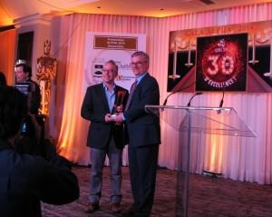 On a gagné le prix «Jeunes entrepreneurs» au Gala Alpha