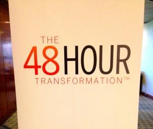 6 idées intéressantes du jour 1 au 48 Hour Transformation de Robin Sharma