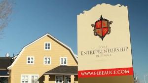 Une nouvelle aventure pour moi: l'École d'Entrepreneurship de Beauce
