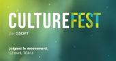 J'aurai la chance d'assister au CultureFest grâce à Happy Moments ! #reconnaissance