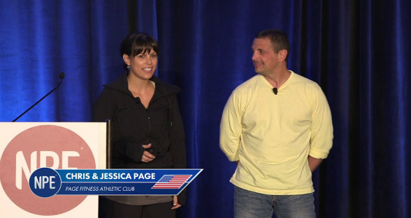 Chris & Jessica Page Image