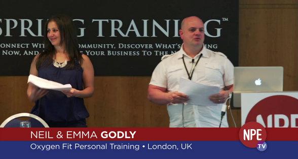 Neil & Emma Godly Image