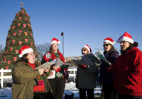 holiday-singers