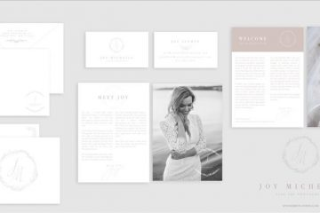 Photography Business Branding by Joy Michelle Photography