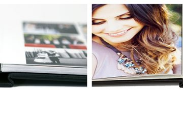 Photo Book vs. Photo Album construction