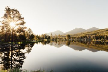 Landscape photo by Hoeller Photography
