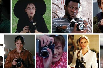 9 Fictional Photographers to be for Halloween