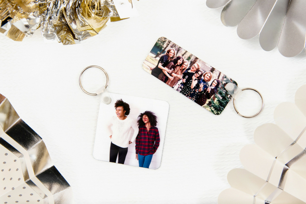 Custom keychains for your bridesmaids
