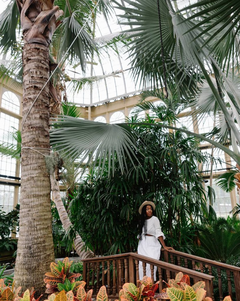 Rawlings Conservatory in Baltimore, Maryland