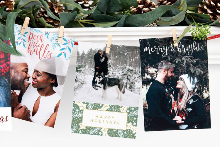 How to Decorate for Christmas with Photo Decor