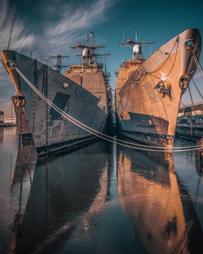 The Navy Yard in Philadelphia, PA