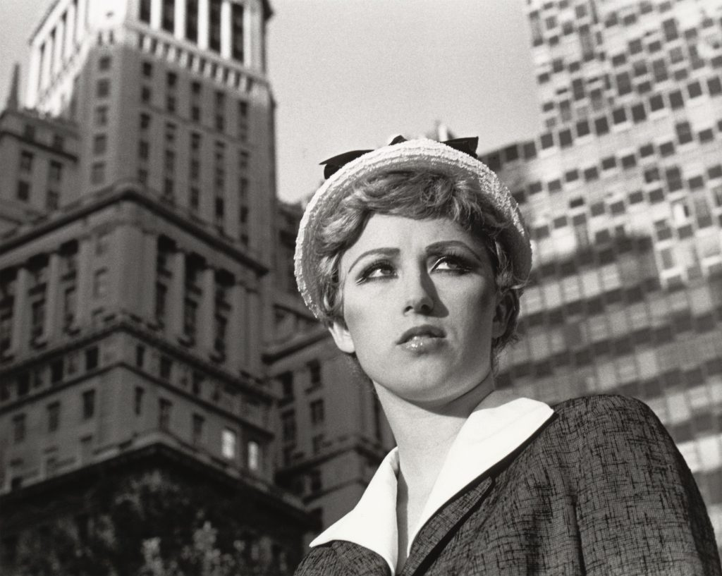 Photograph by Cindy Sherman