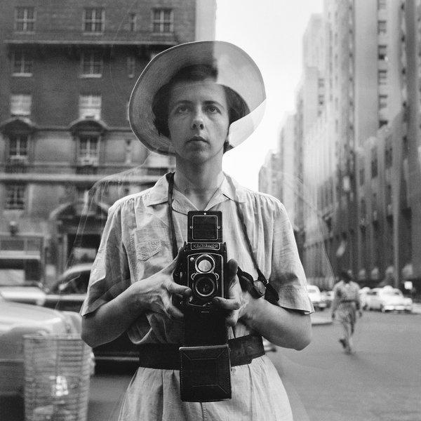 Self-portrait by Vivian Maier