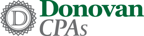 Donovancpa stackedlogo 2color