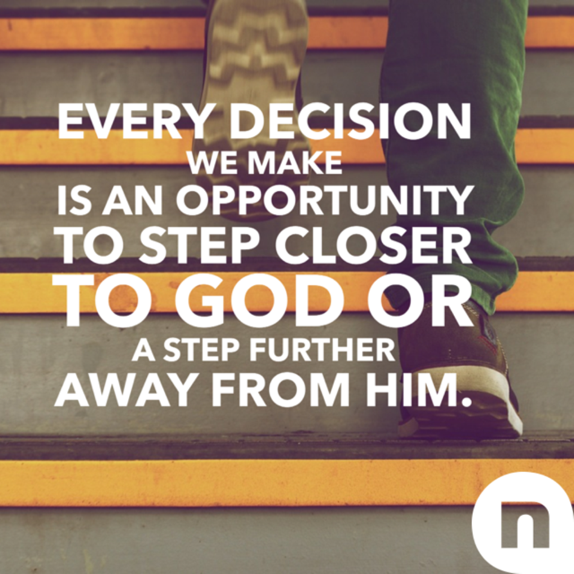 how to ask god about a decision