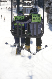 Winter Park, Colorado, USA: The National Sports Center for the Disabled (NSCD)
