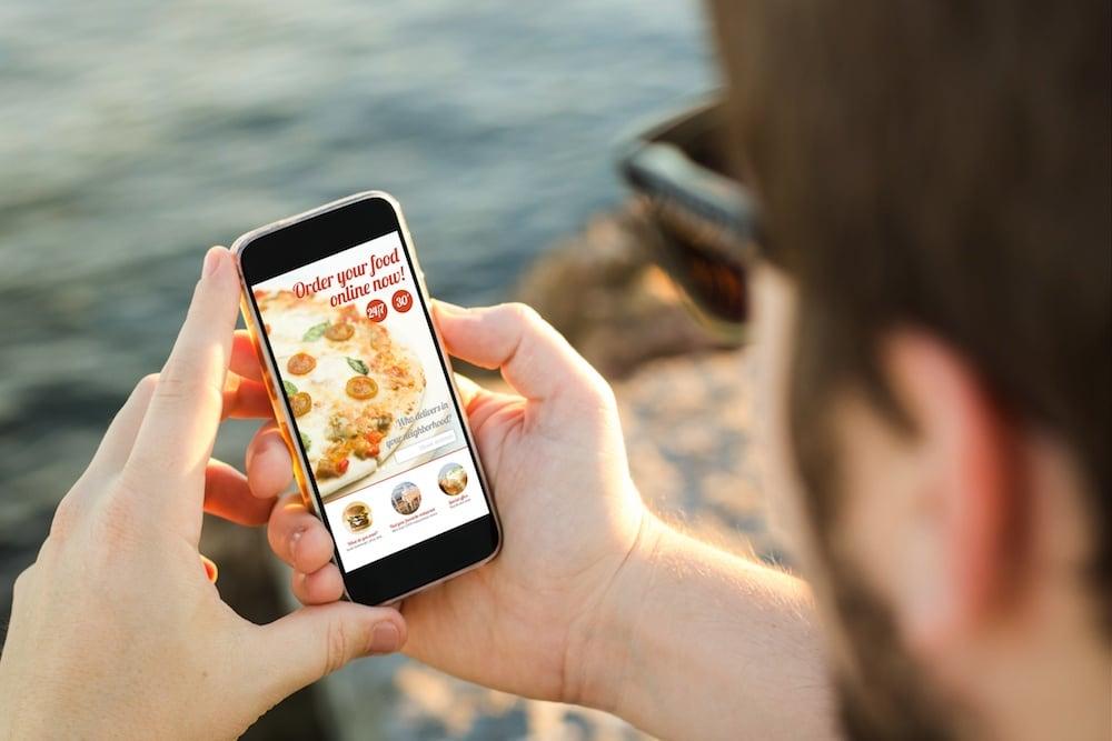 Mobile Order Ahead App