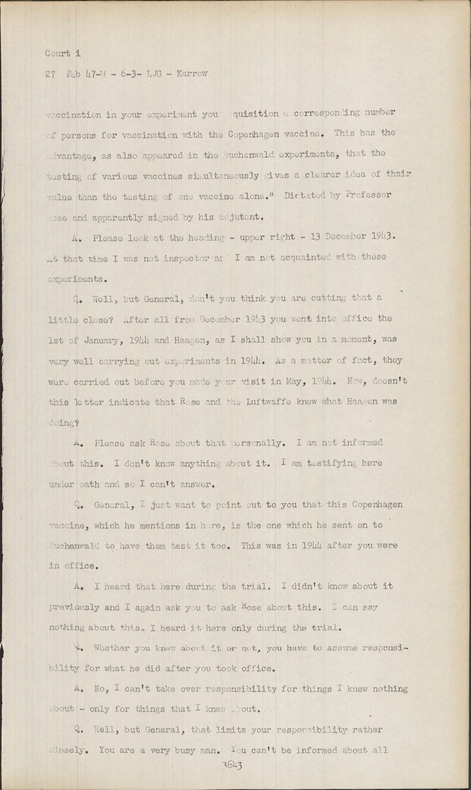 Nuremberg Transcript Viewer For Nmt 1 Medical Case Rose Diagram1 Page 3643