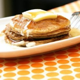An image of Sweet Potato Pancakes