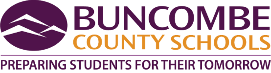 Buncombe County Schools logo