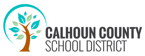 Calhoun County School District logo